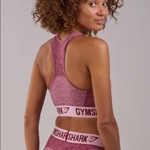 8d89cd5edd gymshark Intimates   Sleepwear - Gymshark flex sports bra beat marl